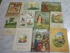 10 CART. DIVERSE: BUONA PASQUA (18) - Cartoline