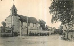 SAINT PIERRE L'EGLISE - France