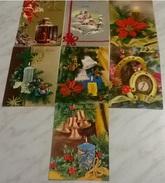 7 CART. DIVERSE: BUON ANNO (25) - Cartoline