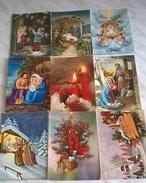 9 CART. DIVERSE: BUON NATALE  (29) - Cartoline