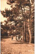 CPA N°13962 - CAMP DE L' ALOUETTE - PROMENADE DANS LES BOIS - Altri Comuni