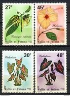 WF 1996 Serie N. 489-490, 493-494 Flora MNH Cat. € 4,45 - Nuovi
