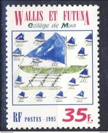 WF 1995 N. 477 Collège De Mua  MNH Cat. € 1.20 - Wallis E Futuna