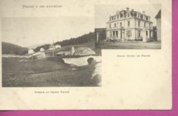 CPA  FRAIZE Et Ses Environs Grand Hotel Et Scierie Au Grand Valtin Non Ecrite Port 0,75 Precurseur - Fraize