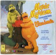 MARIE MYRIAM - CHANSONS POUR CASIMIR - L'ILE AUX ENFANTS - Children