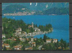 ITALY Lago Di Como Tremezzo Bellagio Sent 2000 With Stamp To Estonia - Italy