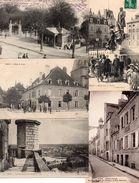 Lot De 25 Cpa +3 Cpm  De La Ville De DOLE  Departement 39  (toutes Scannees ) - Dole