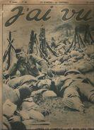 Journal ,J' AI VU... , 1916, N° 89, Aprés Le Combat : Au Bois Des TRONES, 14 Pages, 2 Scans , Frais Fr :2.70 E - Kranten