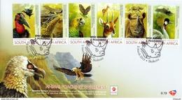 South Africa - 2015 Animal Poaching Awareness FDC - Briefmarken
