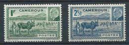 CAMEROUN 1941 . N°s 200 Et 201 . Neufs * (MH) - Cameroun (1915-1959)