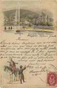CAUCASE - PITIGOYSKI - Fontaine Géante - Russie