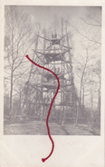 "Borriswalde ""Mudra-Turm"" Carte  Photo Allemande - Frankreich"