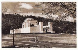 Australia Canberra Australian War Memorial C1940s Vintage Real Photo Postcard RPPC M8804 - Canberra (ACT)