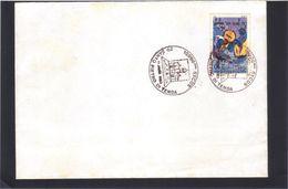 CORSE .  SANTO PIETRA DI TENDA 1993 . 10000° SYCOS ( SICOS) - Commemorative Postmarks