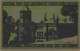 ALTONA 1914- 250- JAEHRIGES STADTJUBILAEUM Signed H. Kolitz - Altona
