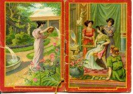 """CALENDARIETTO 1911 - """"POMPEI"""" - (SENZA PUBBLICITA´) - Petit Format : 1901-20"""