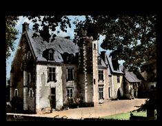 41 - COUTURE-SUR-LOIR - Chateau - Manoir De La Poissonnière - Ronsard - France