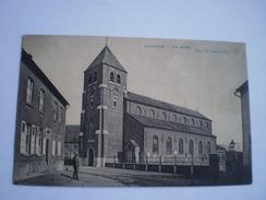 Etikhove (Maarkedal): Etichove - Kerk No 1 // 191? - België