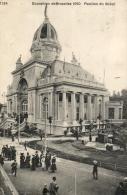 BELGIQUE - BRUXELLES - Exposition De 1910 - Pavillon Du Brésil. ( N°1134). - Expositions Universelles