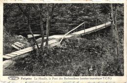 BELGIQUE - NAMUR - GEDINNE - PATIGNIES - La Houille, Le Pont Des Barbouillons (sentier Touristique T.C.B.) - Gedinne
