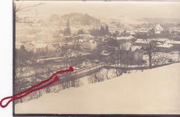 Saint Mihiel Im Schnee Carte Photo Allemande - Saint Mihiel