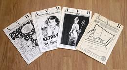 """Rare """"Les Amis Du Verre à Bière Et Des Brasseries Anciennes """" N°9-12, 1987 - Autres Collections"""
