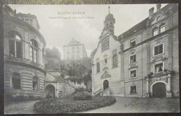 Allemagne Deutschland - Baden Baden - Kloster-Fettquelle Und Neues Schloss - Baden-Baden
