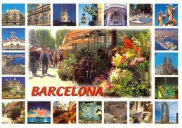 Espagne - Catalogne - Barcelona - Multivues - Ediciones A. Campaña - Nº B046 - Neuve - 2495 - Barcelona