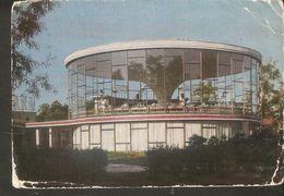 K2. Lithuania USSR Soviet Unposted Postcard Lietuvos TSR Palanga Resort VASARA Restaurant - Lithuania