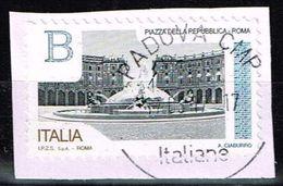 Italien 2016, Michel# 3917 O Republic Square, Rome - 2011-...: Gebraucht