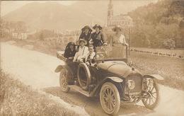 Carte Photo Auto Automobile Peugeot à Lourdes - Foto's