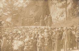 Carte Photo Procession Fête Religieuse Lourdes ? - Photos