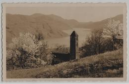 Cademario - Chiesa - Photo: Herbert Rüedi - TI Tessin
