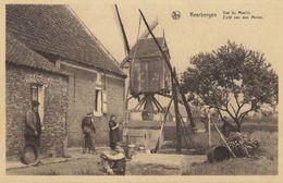 Keerbergen Vue Du Moulin Zicht Van Den Molen - Keerbergen