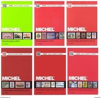 MICHEL AMERIKA BRIEFMARKEN 2012/15 KATALOG 6 VOLUMEN KOMPLETT PDF Und JPG - Catalogues De Cotation