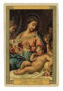 CHROMO IMAGE MUSEE DU LOUVRE LE SOMMEIL DE L'ENFANT JESUS - Chromos