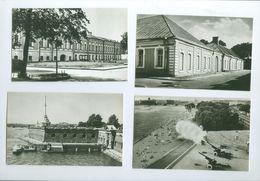 The Peter And Paul Fortress, St. Petersburg, Russia. Russian Edition. 15 Postcards In The Folder. - Prigione E Prigionieri