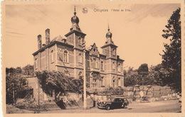 Ottignies L'hôtel De Ville - Ottignies-Louvain-la-Neuve