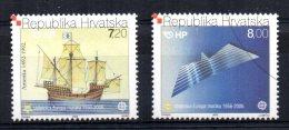 Croatia - 2005 - 50th Anniversary Of Europa Stamps - MNH - Croatie