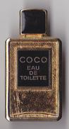 PIN'S THEME PARFUM  EAU DE TOILETTE  COCO CHANEL - Perfume