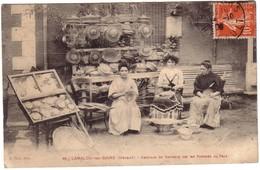LAMALOU LES BAINS - Fabrique De Vannerie  Par Les Femmes Du Pays - Lamalou Les Bains