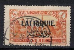 LATTAQUIE       N°  YVERT      11               OBLITERE       ( O   2/13 ) - Oblitérés