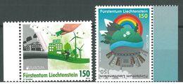 Europa 2016 / Liechtenstein / Set 2 Stamps - 2016