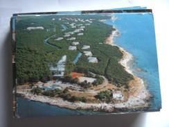 Kroatië Croatia Porec Lanterna - Kroatië