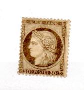 1872   Cérès, 56*, Cote  250 €, - 1871-1875 Ceres