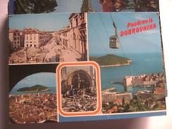 Kroatië Croatia Dubrovnik City Views Nice - Kroatië