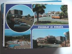 Kroatië Croatia Porec Pozdrav Iz Poreca - Kroatië