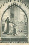 Carte  -    Religion -    Elizabeth De Quatre Barbes Fait Le Voeu D 'entrée Au Carmel  (1617 )      AF241 - Religions & Croyances