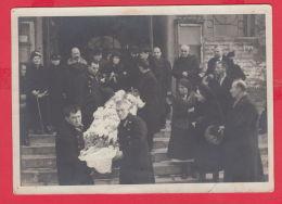219936 / REAL PHOTO - OLD WOMAN 1941 Funeral Funérailles Beerdigungen Begrafenis Bulgaria Bulgarie Bulgarien Bulgarije - Foto