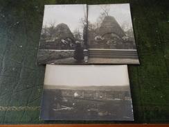 3 CP TOMBE DU GENERAL  MARCEAU - Monuments Aux Morts